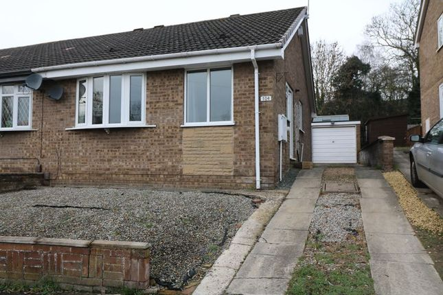 Thumbnail Semi-detached bungalow to rent in Valley View Drive, Bottesford, Scunthorpe