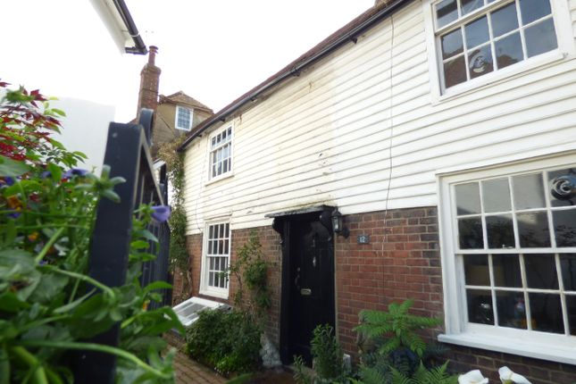 Thumbnail Terraced house for sale in Church Street, Bexhill-On-Sea