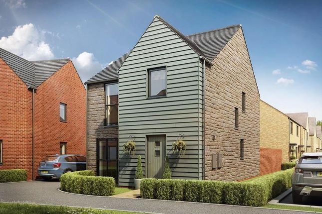 """Thumbnail Detached house for sale in """"Kingsley"""" at East Walk, Yate, Bristol"""