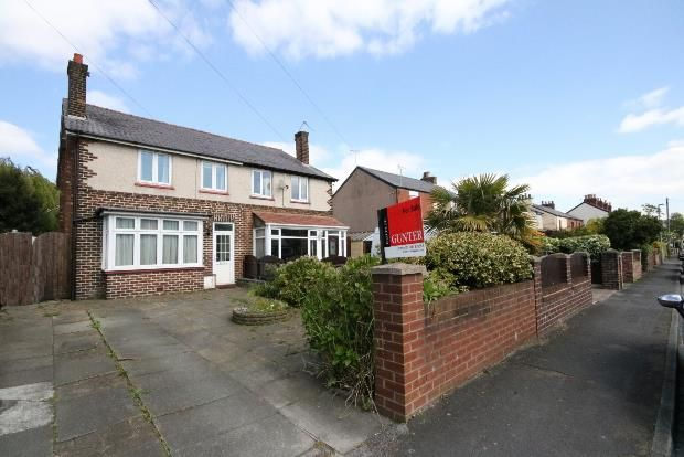 Thumbnail Semi-detached house for sale in Old Mill Lane, Freshfield, Liverpool