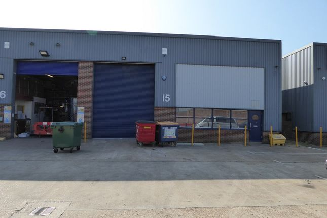 Thumbnail Light industrial to let in Kimpton Trade & Business Centre, Minden Road, Sutton