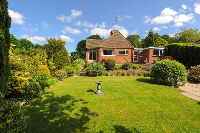 Thumbnail Detached bungalow for sale in Hady Hill, Chesterfield