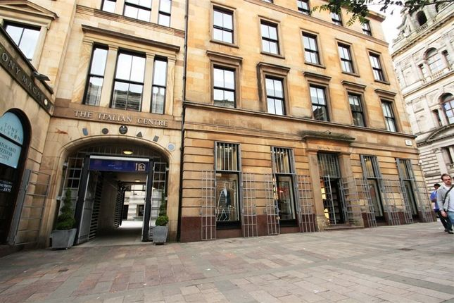 Thumbnail Flat to rent in Cochrane Street, Glasgow