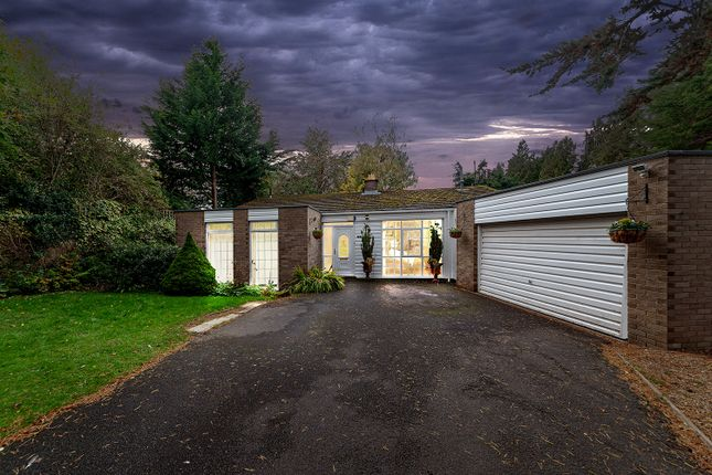 Thumbnail Detached bungalow for sale in Crabtrees, 12 Batt House Road, Stocksfield, Northumberland