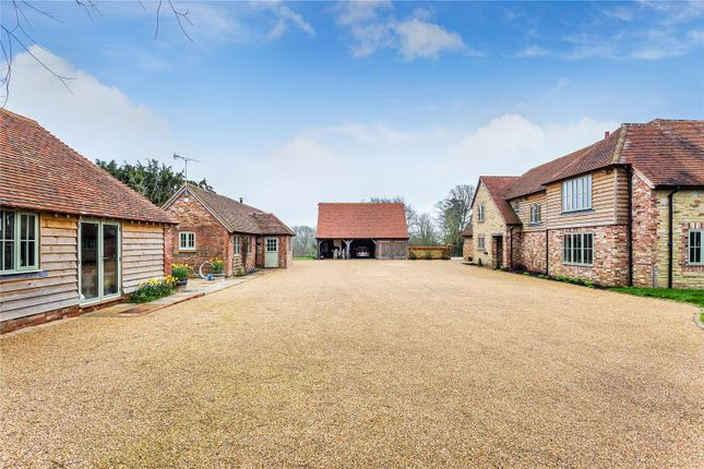 Thumbnail Detached house for sale in Piltdown, Uckfield, East Sussex
