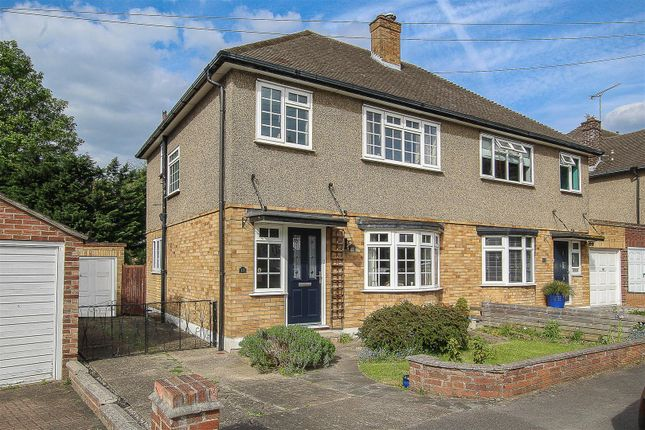 Thumbnail Property for sale in Lindsey Close, Brentwood