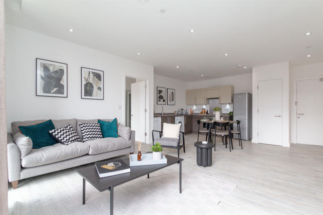 Living Area (1) of Oxbow, Back Hulme Street, Salford M5