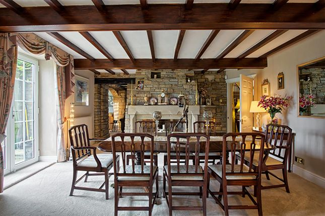 Dining Room.Png of Springbank, Greens Arms Road, Turton, Bolton BL7