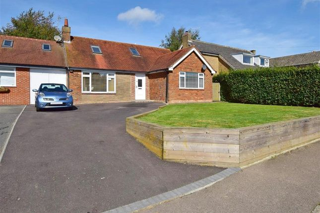 Thumbnail Bungalow for sale in Richdore Road, Waltham, Canterbury, Kent