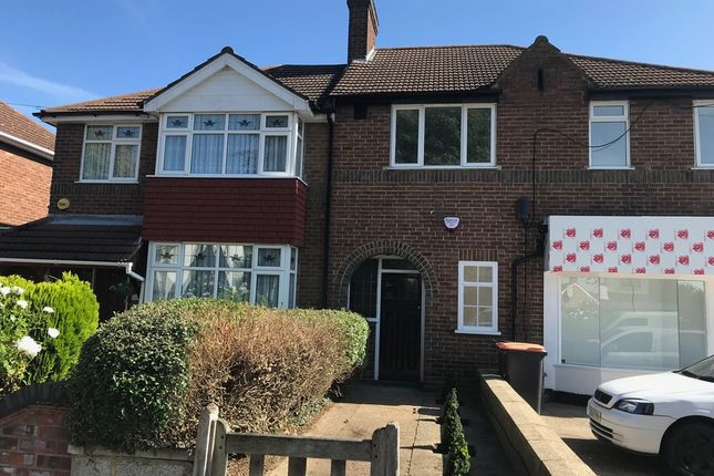 Thumbnail Flat to rent in London Road, Bedford