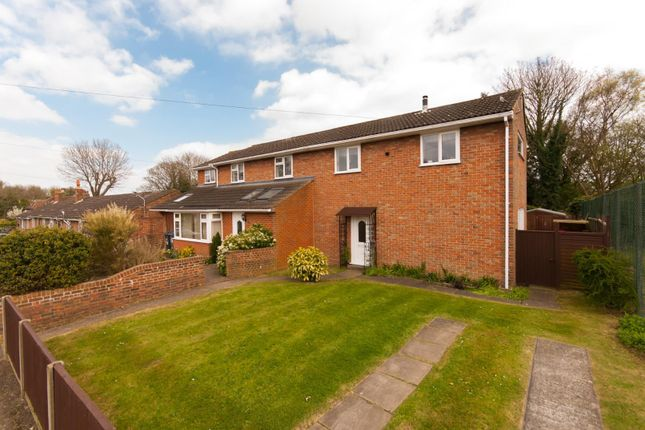 2 bed semi-detached house for sale in Queens Rise, Ringwould, Deal