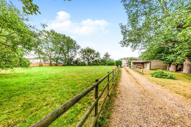 Thumbnail Semi-detached house for sale in Baldock Road, Buntingford