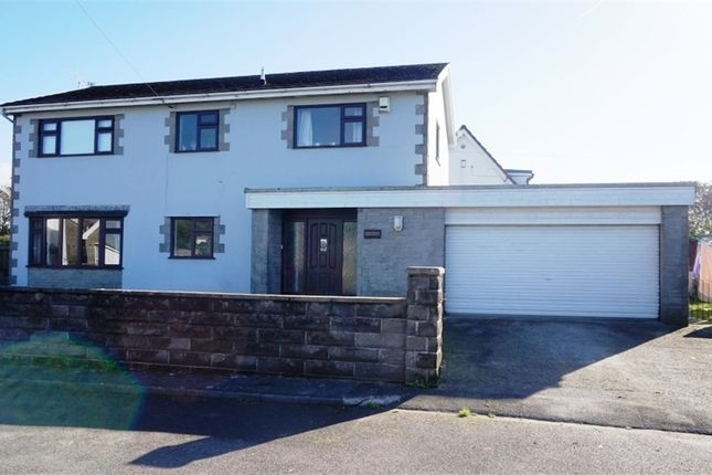 Thumbnail Detached house for sale in Ton Kenfig, Bridgend, Mid Glamorgan