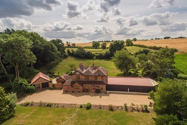 Thumbnail Detached house for sale in Redenhall, Harleston