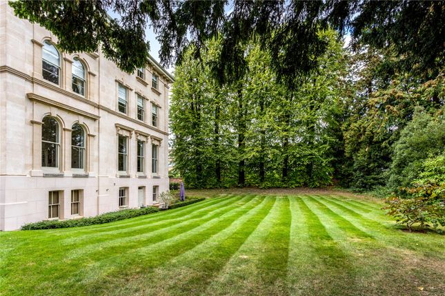 Communal Garden of Ellerslie, 108 Albert Road, Pittville, Cheltenham, Gloucestershire GL52