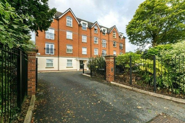 Thumbnail Flat for sale in Apt 5 338, Wigan Lane, Wigan, Greater Manchester