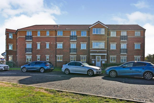 Thumbnail Flat to rent in Strawberry Apartments, Lady Mantle Close, Hartlepool