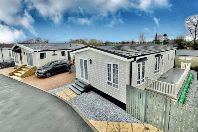 2 bed detached bungalow for sale in 2 Willow Park, Lochlibo Road, Burnhouse, Nr Beith KA15