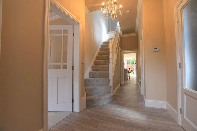 Hallway of Northen Grove, West Didsbury, Didsbury, Manchester M20