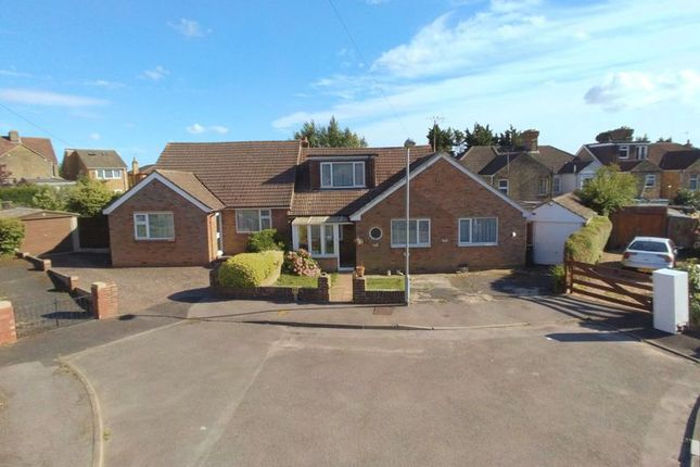 Thumbnail Semi-detached bungalow for sale in Cooper Road, Snodland