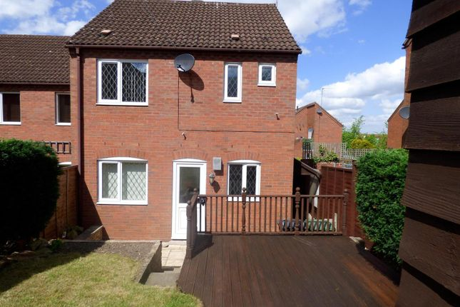 2 bed semi-detached house for sale in Haresfield Close, Batchley, Redditch