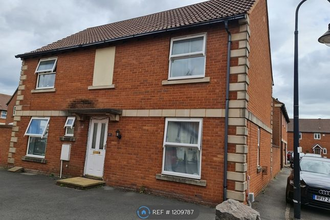 Thumbnail Detached house to rent in Sweetgrass Road, Weston-Super-Mare
