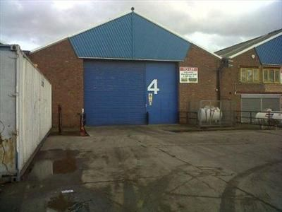 Thumbnail Light industrial to let in Unit 4, Balmoral Trading Estate, 113 River Road, Barking