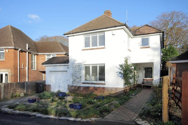 Thumbnail Detached house for sale in Shelley Close, Highcliffe, Christchurch