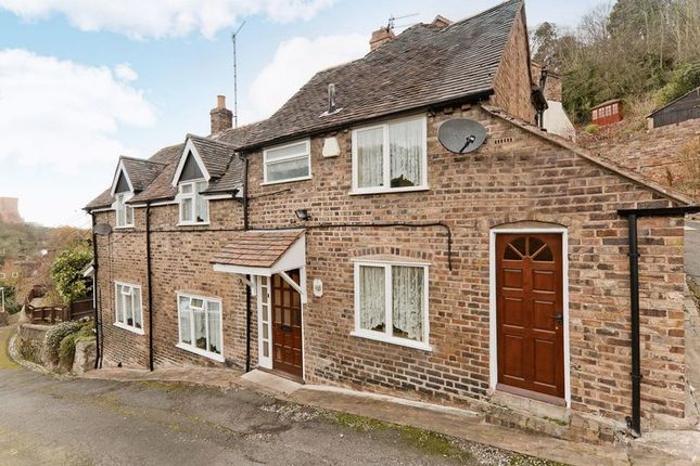 Thumbnail Cottage for sale in Severn Bank, Ironbridge, Telford