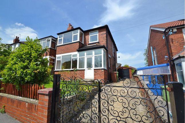 Thumbnail Semi-detached house to rent in St Martins Avenue, Chapel Allerton, Leeds
