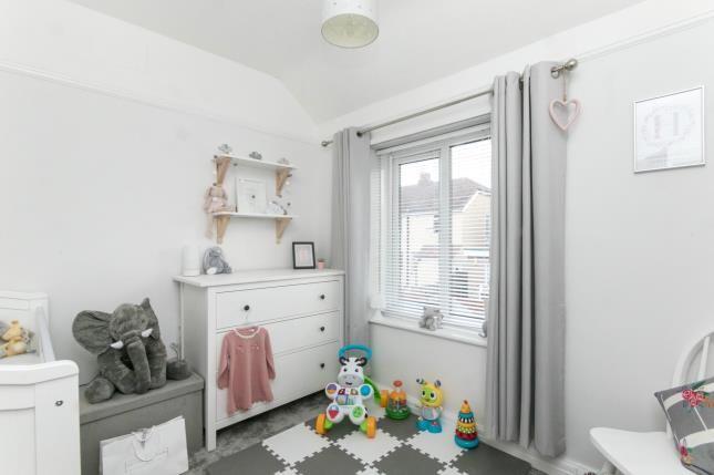 Bedroom Two of Penrhos Avenue, Llandudno Junction, Conwy LL31