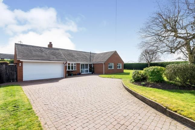 4 bed detached house for sale in Vicarage Lane, Off Alrewas Road, Kings Bromley, Burton-On-Trent DE13