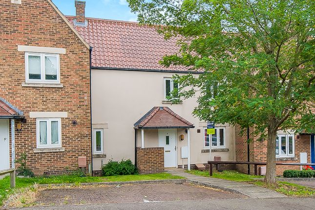 Terraced house for sale in Wakerley Close, Oundle, Peterborough