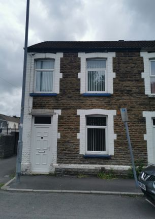 3 bed end terrace house for sale in Rockingham Terrace, Briton Ferry, Neath SA11