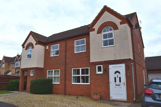 Thumbnail Semi-detached house to rent in Hocknell Close, Wootton Fields, Northampton