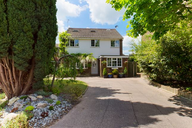 Thumbnail Detached house for sale in Woodlands Way, Southwater, Horsham