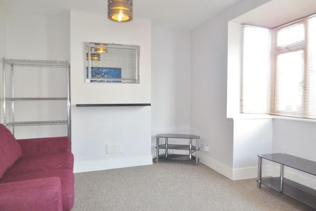 Thumbnail End terrace house to rent in Shanklin Road, Brighton