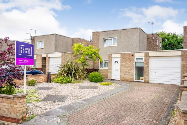 Thumbnail Terraced house for sale in Denford Road, Corby
