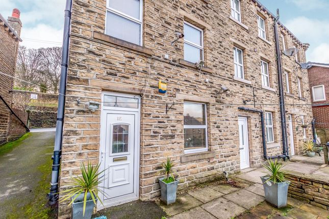 Thumbnail End terrace house for sale in Lower Town End Road, Holmfirth