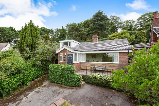 Thumbnail Bungalow for sale in Hillside Drive, Macclesfield