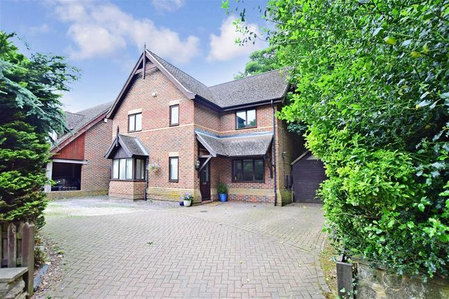 Thumbnail Detached house for sale in Kennington Road, Willesborough, Ashford, Kent