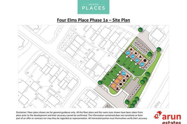 Phase 1A Site Plan