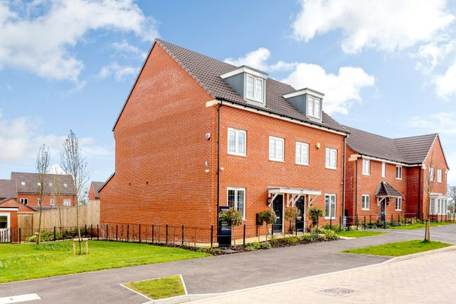 Thumbnail Terraced house for sale in Seabrook Orchards, Topsham Road, Topsha, Exeter, Devon