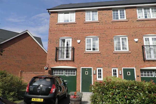 Thumbnail Town house to rent in Houghton Avenue, Warrington, Cheshire