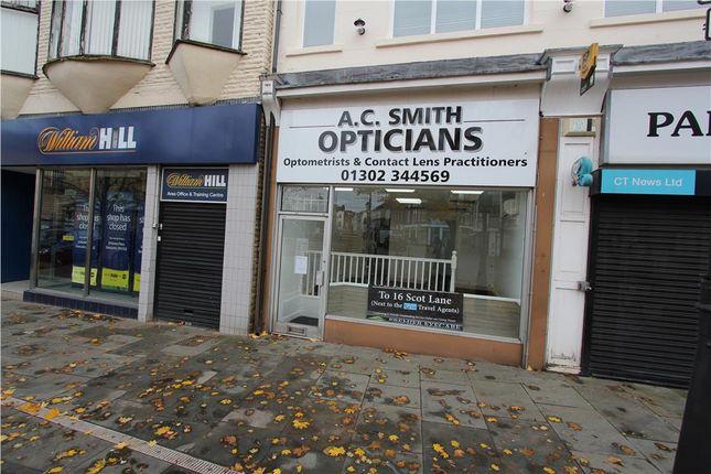 Thumbnail Retail premises to let in 34 Market Place, Doncaster, South Yorkshire