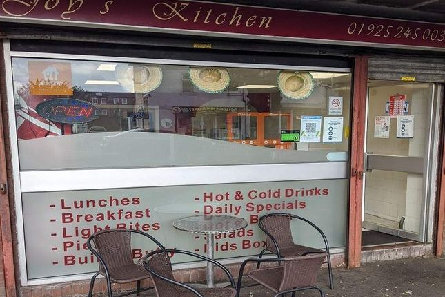 Thumbnail Restaurant/cafe for sale in Lovely Lane, Warrington