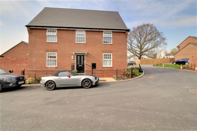 Thumbnail Detached house for sale in Gilbert Young Close, Great Oldbury, Stonehouse