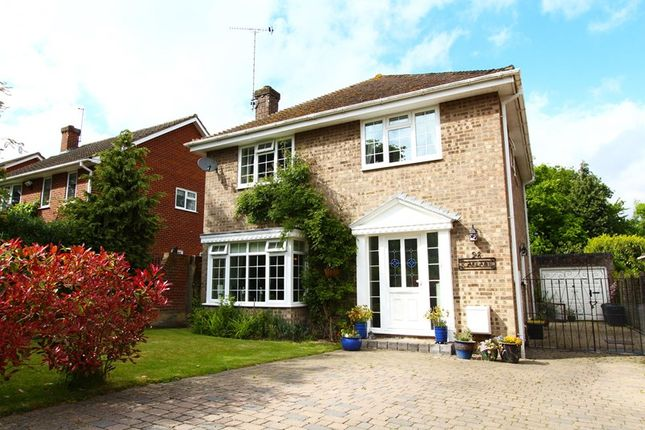 Thumbnail Detached house for sale in Netherfield, Benfleet