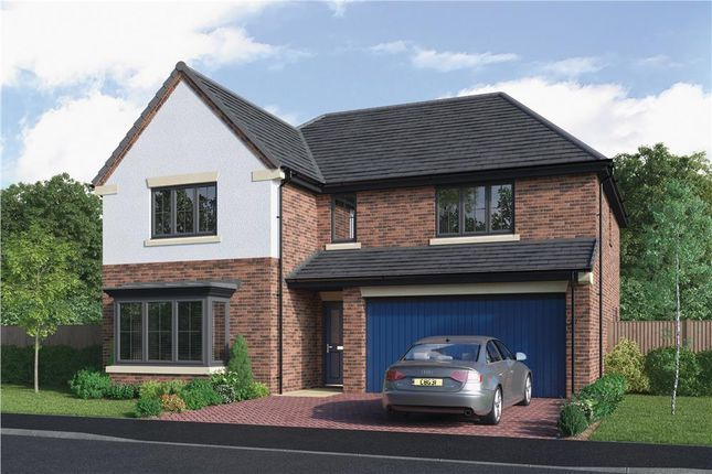 """Thumbnail Detached house for sale in """"The Thetford"""" at Coach Lane, Hazlerigg, Newcastle Upon Tyne"""