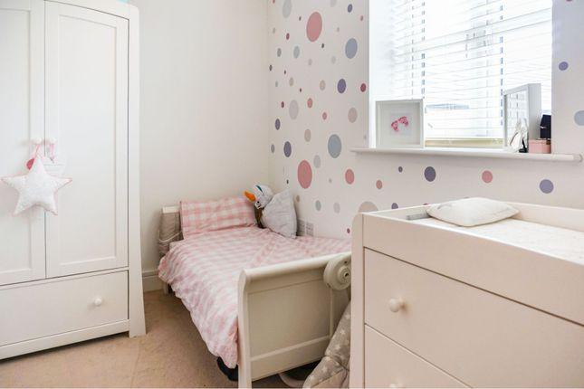 Bedroom Three of Barnes Wallis Way, Chorley PR7